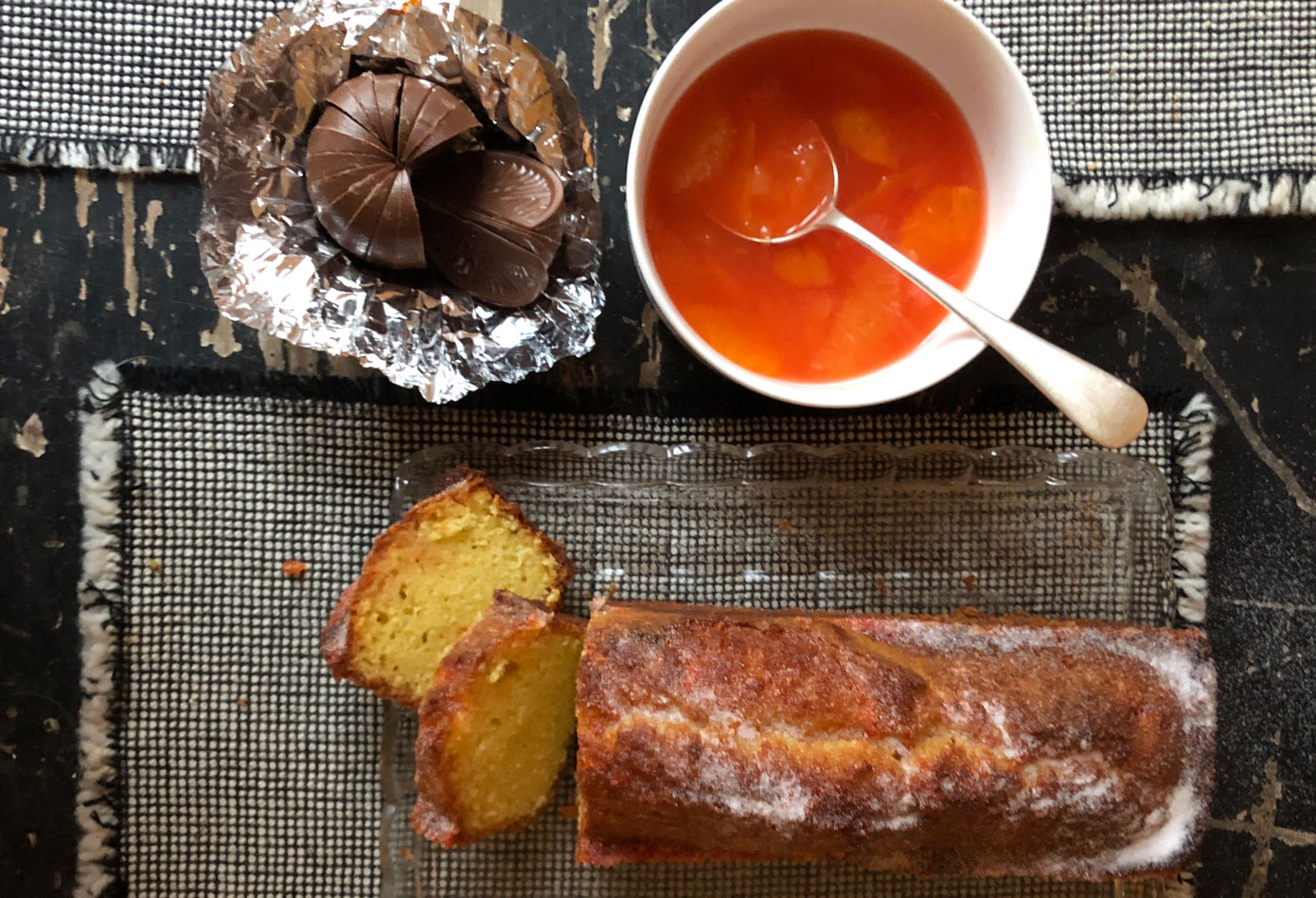 Trish Deseine's Blood Orange Cake