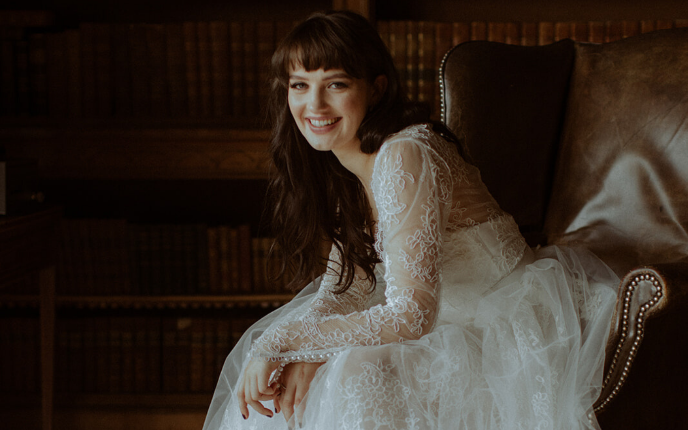 How to Create Your Dream Bespoke Wedding Dress