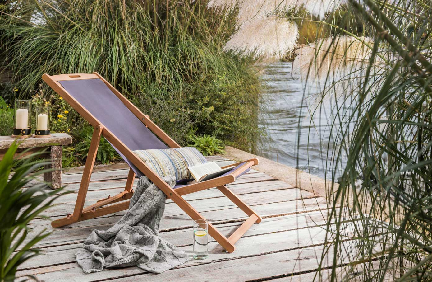 Deckchair Dreaming … What To Read For Truly Immersive Escapes