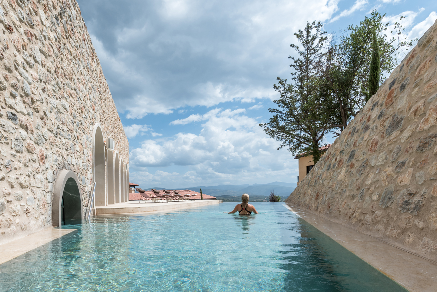 Add This Spa Retreat in Greece to Your Post-Pandemic Travel List
