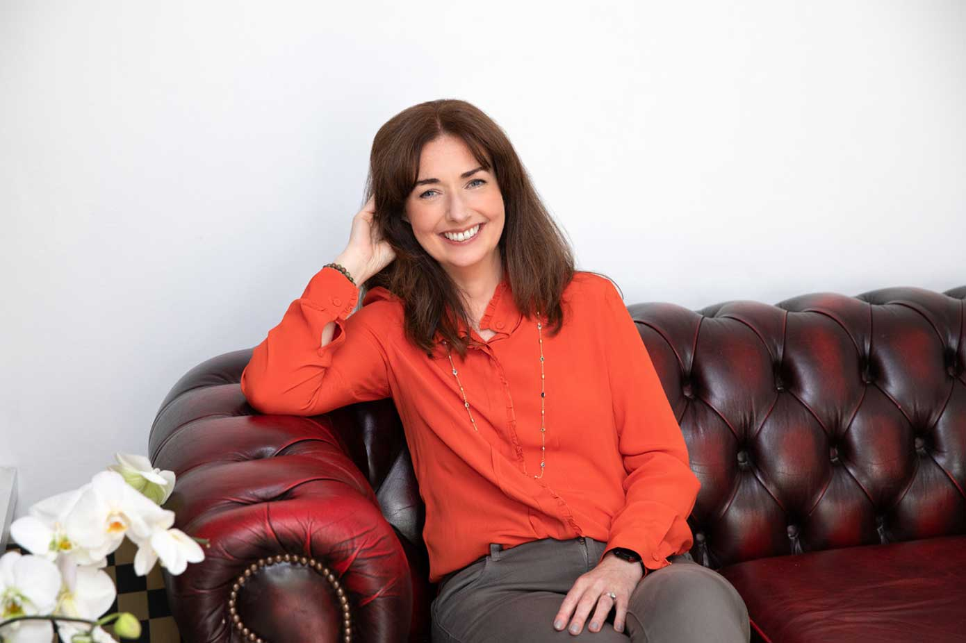 Hormonal Harmony at 40+ With Catherine O'Keeffe